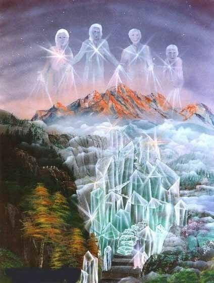 Un mensaje de tus guías: Evolución de la conciencia – Infinita Luz Dorada